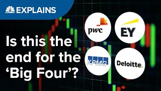 The accounting oligopoly: What's next for the Big Four?   CNBC Explains