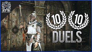 for honor top tier duels Videos - 9tube tv