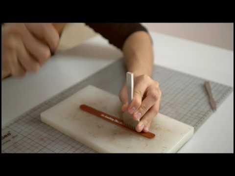 Making of Leather Bracelet