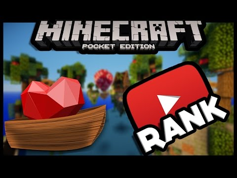 [0.16.1] How to get YouTube Rank on LBSG (LifeBoat Survival Games) - Minecraft PE (Pocket Edition)