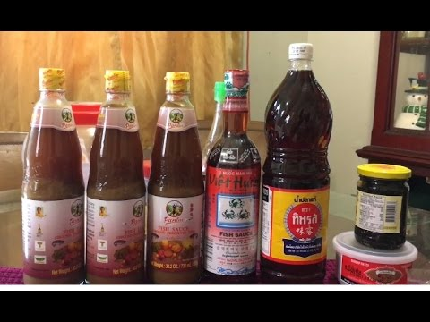 How To Make Mixed Padek Tum Papaya Salad (LAO FOOD) Home Made By Kaysone