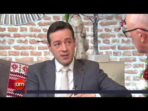 Ireland AM - 2017 PAYE Tax Interview with Barry Flanagan