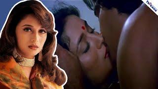 क्या Madhuri Dixit ने अपनी इच्छा से दिए थे Vinod Khanna के साथ Intimate Scene या सच्चाई कुछ और है ?