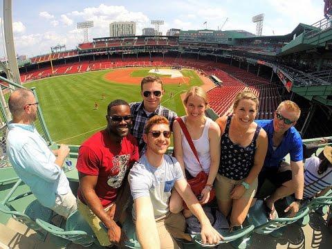 Fenway Park Tour | Boston Red Sox | GoPro