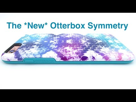 Otterbox Symmetry Gets Even Better: The *New* Symmetry for iPhone 6s Plus!
