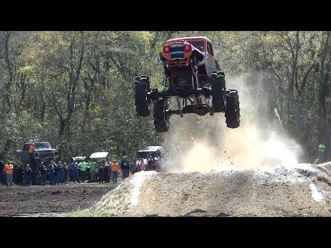 Freestyle competition Iron Horse Mud Ranch March 2018