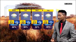 Download SA Weather | Monday, 25 March 2019 | #SABCWeather Video