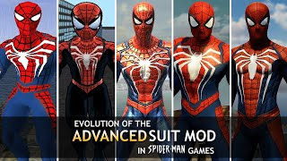 Download Evolution of the Spider-Man PS4 Mod in Spider-Man Games! (2002-2018) Video