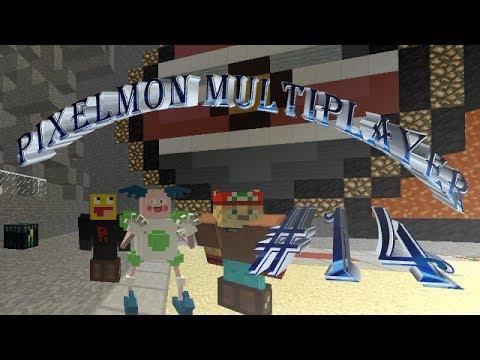 Pixelmon Multiplayer AtlasPixelmon #14 | Pokémon Tournament!