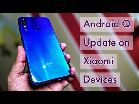 Xxx Mp4 Redmi Note 7 Pro Android Q Update Release Date For More Xiaomi Devices 3gp Sex