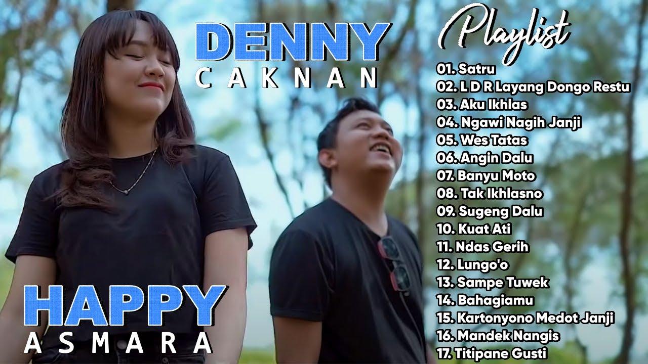 Download Happy Asmara x Denny Caknan Full Album 2021 [New Single Satru] Lagu Jawa Terbaru 2021 Hits Saat Ini MP3 Gratis