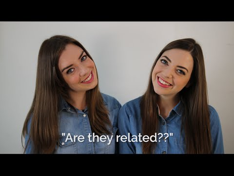 FIRST EVER Doppelgänger DNA test - Twin Strangers