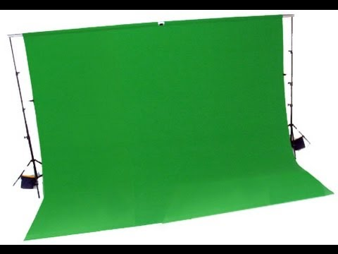How To Use A Green Screen In iMovie 13