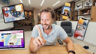 iPhone, iPad, Mac, Watch: MINDENT felforgatott az APPLE!