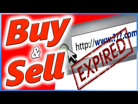 How to buy/Sell Expiry Domain | How to Check Website Expiry Date | 2018