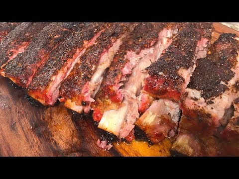 Rendezvous Rib Rub Recipe - 4th OF JULY EPISODE