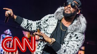 Judge sets $1 million bond for R. Kelly on sex abuse charges