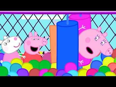 Xxx Mp4 Peppa Pig Full Episodes Soft Play Cartoons For Children 3gp Sex