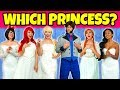 SHOULD ELSA OR ANNA MARRY HANS Or Should Ariel Jasmine Or Snow White Totally TV Pretend Play