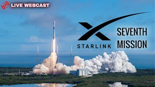 SpaceX Starlink Launch - LIVE