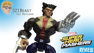 Download Marvel Super Hero Mashers Wolverine (Death of Wolverine) Review Video