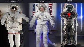Nasa secrets revealed 2015 - NASA Spacesuit Development 2015