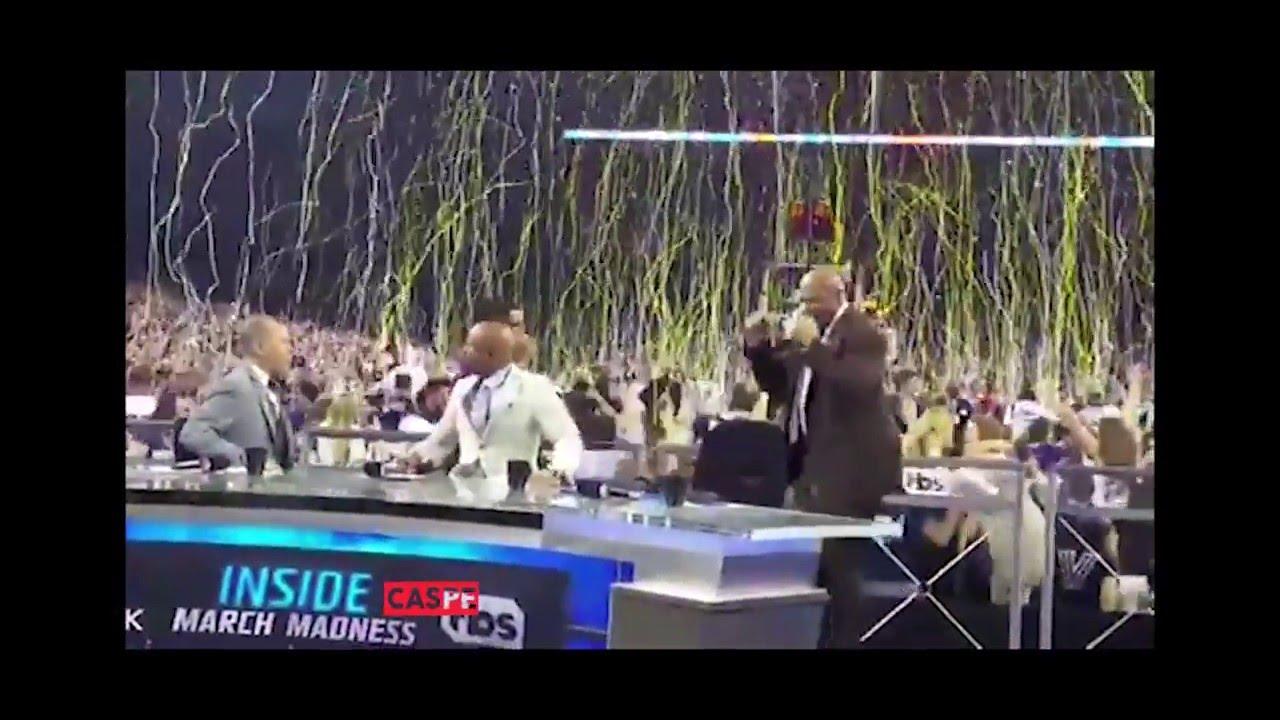 Kris Jenkins National Championship Winning Buzzer Beater from 55 Different Perspectives