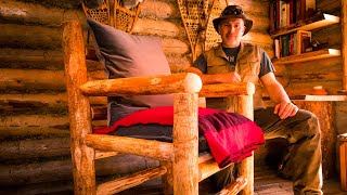 Tiny House Furniture, Gratitude, Perspective and Perseverance, Log Cabin Life, Braised Lamb Shanks