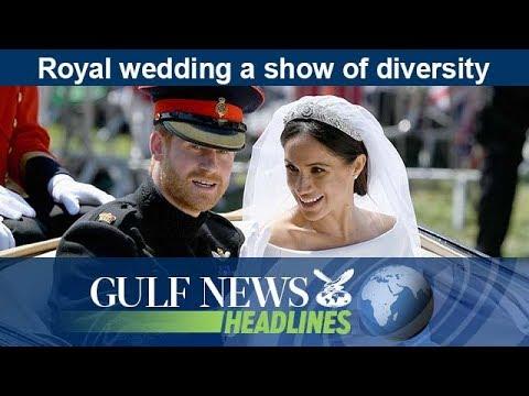 Royal wedding a show of diversity - GN Headlines