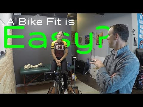 Q&A #4 Are Bike Fits actually Easy? / Proper Ankle Posture