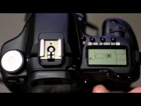 Canon 50D - White Balance settings