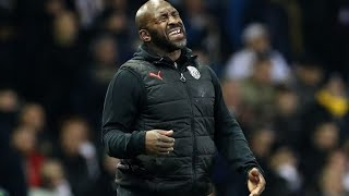 Darren Moore Sacked!