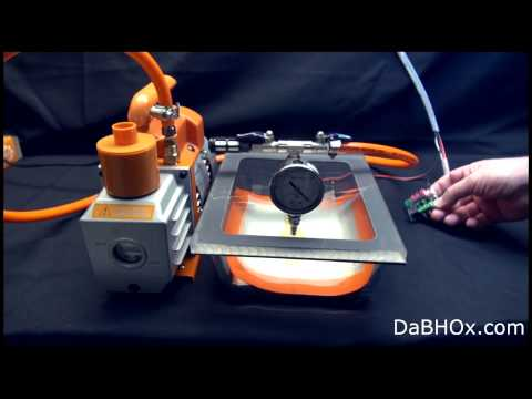 Vacuum Oven DaBHOx
