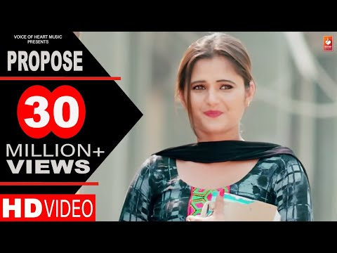 Xxx Mp4 Propose Amit Dhull Anjali Raghav Latest Haryanvi Songs Haryanavi 2018 Most Popular DJ Songs 3gp Sex