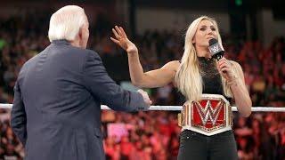 WWE Superstars react to Charlotte