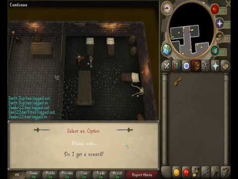 runescape how to get a dusty key