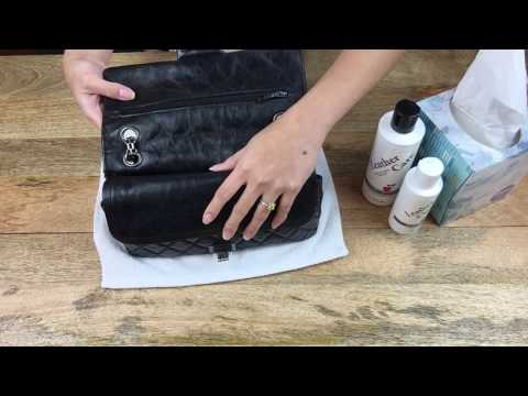 How to Clean a Chanel Bag