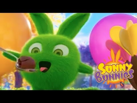 Cartoons for Children | Sunny Bunnies THE CAKE | Funny Cartoons For Children