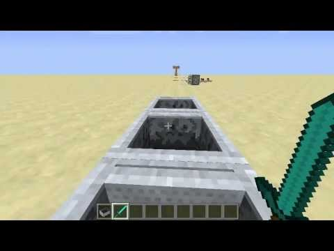 Minecraft Trains/Cars | iCraftedYou