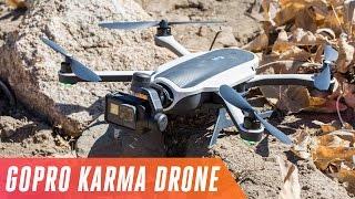 GoPro's new Karma drone: test flight