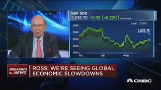Download Commerce Secretary Wilbur Ross: We are still 'miles and miles' from a US-China trade deal Video