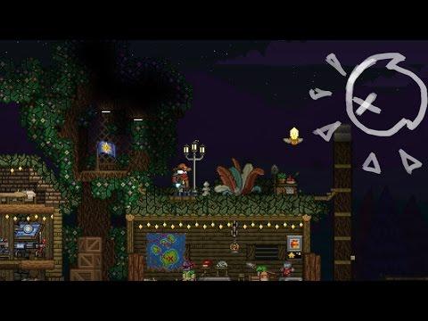 Swamp Village and Ship Update build 1 ( Starbound 1.0)