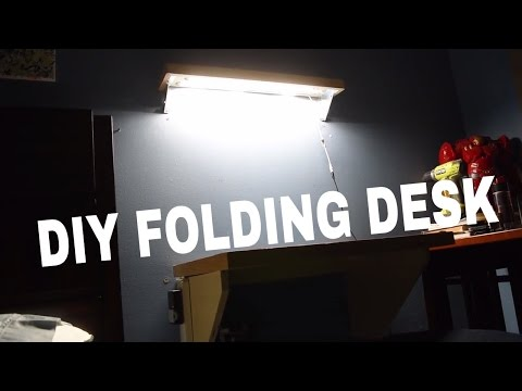 Foldable Table DIY
