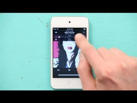 How to Keep Your iPod Touch From Shuffling : iPod & iPod Touch