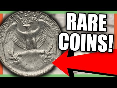 5 VALUABLE COINS TO LOOK FOR IN YOUR POCKET CHANGE - ERROR COINS WORTH MONEY!!