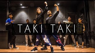 DJ Snake - Taki Taki ft. Selena Gomez, Cardi B, Ozuna    Bhangra Mix   Dancefit Live