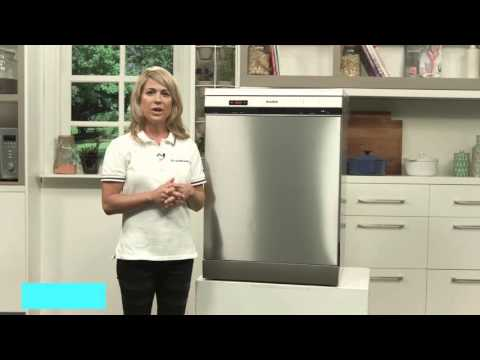 Blanco BDW3456X Dishwasher Overview by expert - Appliances Online