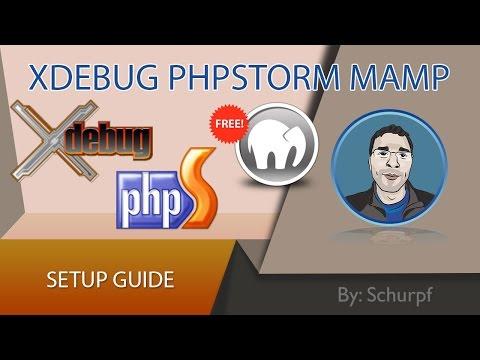 Xdebug, PhpStorm and MAMP - OSX - Setup Guide