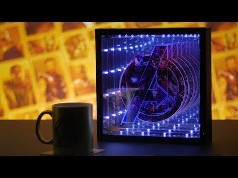Marvel Avengers Infinity War Infinity Light | Paladone