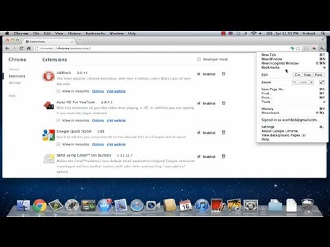 How to Remove Apps Pinned in Google Chrome : Google Chrome Tips